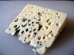 Roquefort. Source : http://data.abuledu.org/URI/50a10277-roquefort
