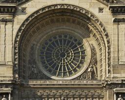 Rosace de Saint Augustin. Source : http://data.abuledu.org/URI/53e28ff9-rosace-de-saint-augustin