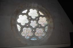 Rosace du collège des Bernardins à Paris. Source : http://data.abuledu.org/URI/594acccd-rosace-du-college-des-bernardins-a-paris