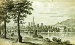 Rouen en 1806. Source : http://data.abuledu.org/URI/555b0159-rouen-en-1806