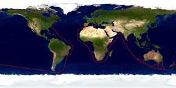 Routes maritimes. Source : http://data.abuledu.org/URI/56c6d1f2-routes-maritimes