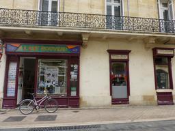 Rue Bouffard à Bordeaux. Source : http://data.abuledu.org/URI/5826e9e3-rue-bouffard-a-bordeaux
