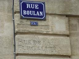 Rue Boulan à Bordeaux. Source : http://data.abuledu.org/URI/5826e7ea-rue-boulan-a-bordeaux
