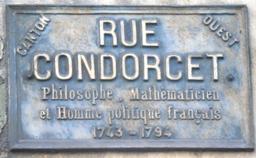 Rue Condorcet à Dijon. Source : http://data.abuledu.org/URI/592695b3-rue-condorcet-a-dijon