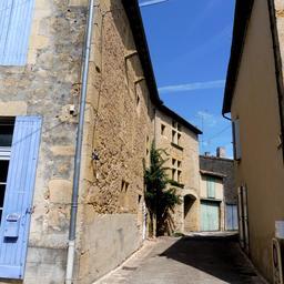 Rue de Saint-Macaire-33. Source : http://data.abuledu.org/URI/599a9901-rue-de-saint-macaire-33