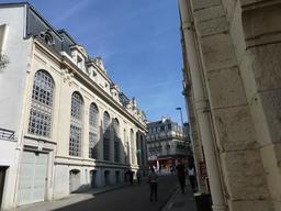 Rue du secteur sauvegardé de Dijon. Source : http://data.abuledu.org/URI/5820dbf2-rue-du-secteur-sauvegarde-de-dijon
