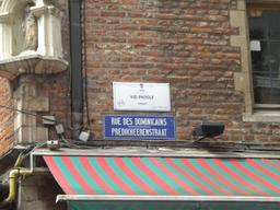 Rue Kid Paddle à Bruxelles. Source : http://data.abuledu.org/URI/52c1c116-rue-kid-paddle-a-bruxelles