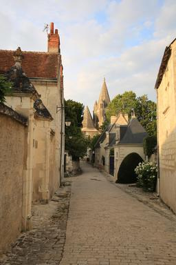 Rue pavée de Loches. Source : http://data.abuledu.org/URI/55e41875-rue-pavee-de-loches