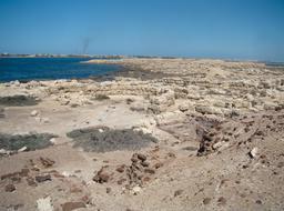 Ruines de la cité portuaire de Maréa. Source : http://data.abuledu.org/URI/573dbfea-ruines-de-la-cite-portuaire-de-marea