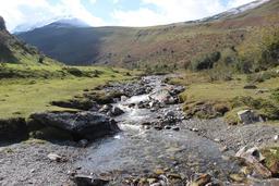 Ruisseau dans la vallée d'Aure. Source : http://data.abuledu.org/URI/54b840be-ruisseau-dans-la-vallee-d-aure