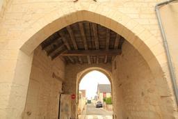 Saint-Épain, Hôtel de la Prévôté. Source : http://data.abuledu.org/URI/55dd802e-saint-epain-hotel-de-la-prevote