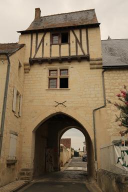 Saint-Épain, Hôtel de la Prévôté. Source : http://data.abuledu.org/URI/55dd89c9-saint-epain-hotel-de-la-prevote
