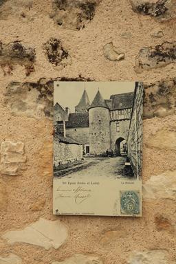 Saint-Épain, Hôtel de la Prévôté. Source : http://data.abuledu.org/URI/55dd8a44-saint-epain-hotel-de-la-prevote