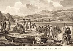Sakhaline en Russie en 1797. Source : http://data.abuledu.org/URI/59910685-sakhaline-en-russie-en-1797