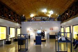 Salle archéologique au musée de Dijon. Source : http://data.abuledu.org/URI/56cee185-salle-archeologique-au-musee-de-dijon
