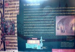 Salle gallo-romaine au musée archéologique de Dijon. Source : http://data.abuledu.org/URI/5820ca45-salle-gallo-romaine-au-musee-archeologique-de-dijon