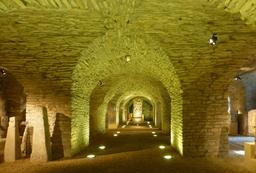 Salle gallo-romaine au musée archéologique de Dijon. Source : http://data.abuledu.org/URI/5820ca97-salle-gallo-romaine-au-musee-archeologique-de-dijon
