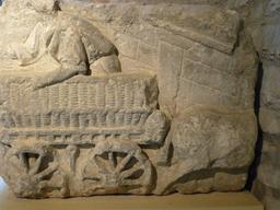 Salle gallo-romaine au musée archéologique de Dijon. Source : http://data.abuledu.org/URI/5820cbfe-salle-gallo-romaine-au-musee-archeologique-de-dijon