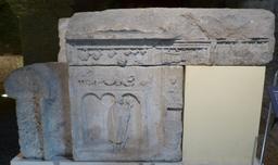 Salle gallo-romaine au musée archéologique de Dijon. Source : http://data.abuledu.org/URI/5820cd20-salle-gallo-romaine-au-musee-archeologique-de-dijon