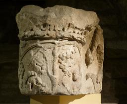 Salle gallo-romaine au musée archéologique de Dijon. Source : http://data.abuledu.org/URI/5820cf5c-salle-gallo-romaine-au-musee-archeologique-de-dijon