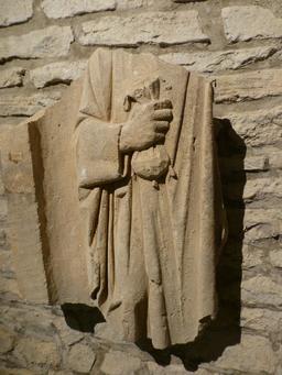 Salle gallo-romaine au musée archéologique de Dijon. Source : http://data.abuledu.org/URI/5820d00d-salle-gallo-romaine-au-musee-archeologique-de-dijon