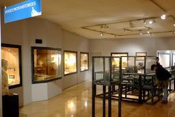 Salle protohistorique au musée de Dijon. Source : http://data.abuledu.org/URI/56cecb05-salle-protohistorique-au-musee-de-dijon