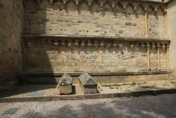 Sarcophages gallo-romains à Bordeaux. Source : http://data.abuledu.org/URI/55aed2be-sarcophages-gallo-romains-a-bordeaux