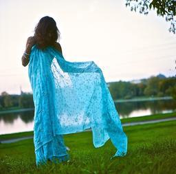Sari bleu. Source : http://data.abuledu.org/URI/511ad5bf-sari-bleu
