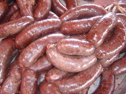 Saucisses de La Réunion. Source : http://data.abuledu.org/URI/501e996e-saucisses-de-la-reunion