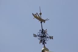 Sauterelle en girouette. Source : http://data.abuledu.org/URI/53efcc6a-sauterelle-en-girouette