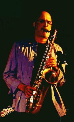 Saxophoniste de jazz fusion. Source : http://data.abuledu.org/URI/53009b76-saxophoniste-de-jazz-fusion