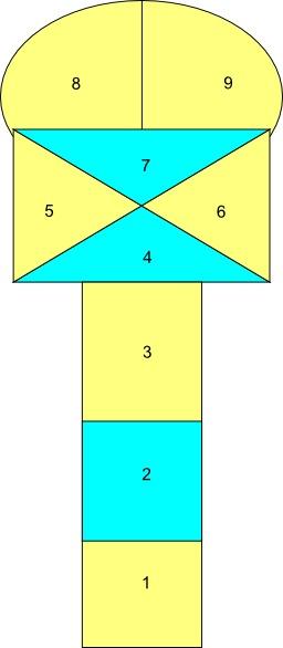 Schéma de marelle à neuf cases. Source : http://data.abuledu.org/URI/538d0b9a-schema-de-marelle-a-neuf-cases