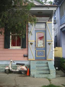 Scooter à la Nouvelle Orléans. Source : http://data.abuledu.org/URI/58e6ad45-scooter-a-la-nouvelle-orleans