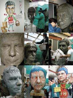 Sculpture d'homme politique en papier mâché. Source : http://data.abuledu.org/URI/518fdc3b-sculpture-d-homme-politique-en-papier-mache