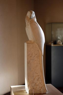 Sculpture d'oiseau. Source : http://data.abuledu.org/URI/52b20fbe-sculpture-d-oiseau-