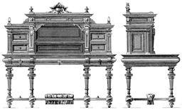 Secrétaire style Louis XIII. Source : http://data.abuledu.org/URI/5319c78a-secretaire-style-louis-xiii