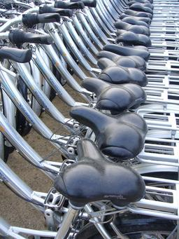 Selles de bicyclettes. Source : http://data.abuledu.org/URI/59780295-selles-de-bicyclettes