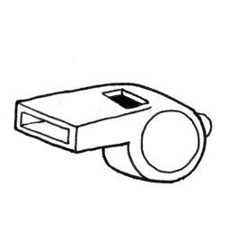 Sifflet à roulette. Source : http://data.abuledu.org/URI/52d850d9-sifflet-a-roulette