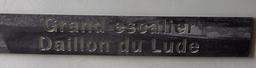 Signalétique au Palais de la Berbie à Albi. Source : http://data.abuledu.org/URI/59c1c95a-signaletique-au-palais-de-la-berbie-a-albi
