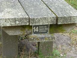 Signalisation au parc du Bourgailh. Source : http://data.abuledu.org/URI/5826ce67-signalisation-au-parc-du-bourgailh
