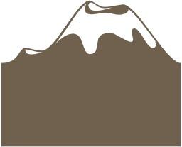 Silhouette de volcan. Source : http://data.abuledu.org/URI/50499e44-silhouette-de-volcan