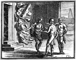 Simonide préservé par les dieux. Source : http://data.abuledu.org/URI/510c43d5-simonide-preserve-par-les-dieux
