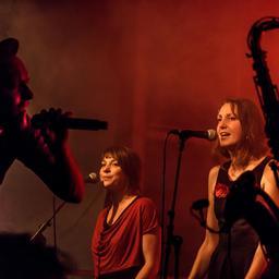 Skankaya à Brest pour la Fête de la musique 2016. Source : http://data.abuledu.org/URI/594b76ea-skankaya-a-brest-pour-la-fete-de-la-musique-2016