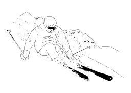 Skier. Source : http://data.abuledu.org/URI/5027b00a-skier
