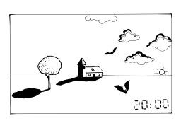Soir. Source : http://data.abuledu.org/URI/5027b0e1-soir