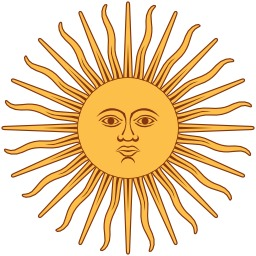 Soleil argentin. Source : http://data.abuledu.org/URI/50c64d59-soleil-argentin