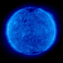 Soleil bleu. Source : http://data.abuledu.org/URI/50a8197a-soleil-bleu