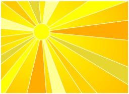 Soleil rayonnant. Source : http://data.abuledu.org/URI/5404d859-soleil-rayonnant