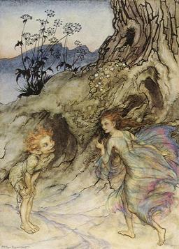 Songe d'une nuit d'été de Shakespeare. Source : http://data.abuledu.org/URI/5112b834-songe-d-une-nuit-d-ete-de-shakespeare