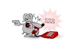 Souris et téléphone de secours. Source : http://data.abuledu.org/URI/52ec309b-souris-et-telephone-de-secours